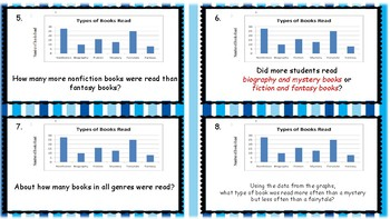 Scooting through Picture Graphs and Bar Graphs