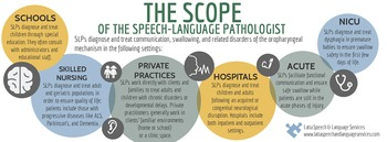 Scope of the SLP (Cover Photo)