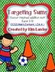 Soccer Inspired Math Centers CC Aligned