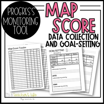 MAP Score Collection Tool with Goal Setting