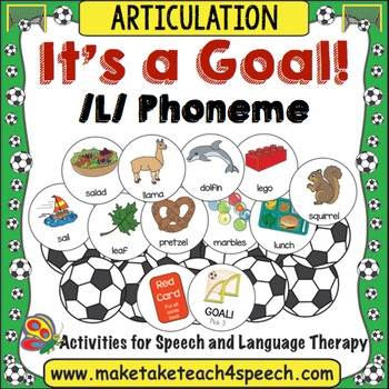 /L/ Phoneme - It's A Goal!