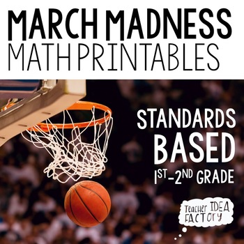 Basketball Printables - Score With Common Core