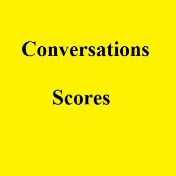 Score to the symphony Conversations