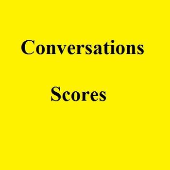 Score to the symphony Conversations