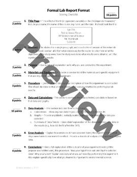 Scoring Guide Rubrics Bundle