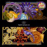 Scorpio November Astrology Elements CU