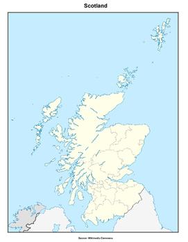Scotland Geography Quiz