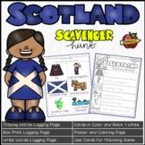 Scotland Scavenger Hunt