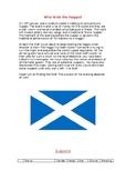Scotland Themed Problem Solving Mystery
