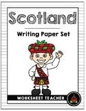 Scotland Writing Paper Set