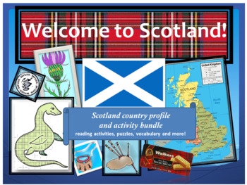 Scotland country profile and Burns Night activities