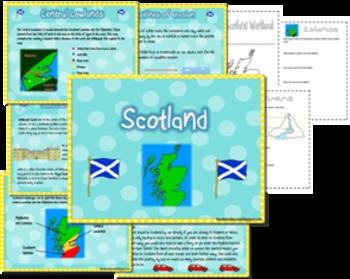 Scotland unit - Geography of Scotland