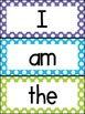 Scott Foresman Common Core Kindergarten Reading Street Word Wall Collection