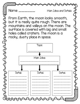 Scott Foresman: Exploring Space with an Astronaut--Printables