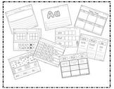 Scott Foresman Kindergarten Reading Street Unit 2 Worksheets