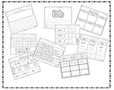 Scott Foresman Kindergarten Reading Street Unit 3 Worksheets