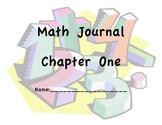 Scott Foresman Math Journal for Kindergarten