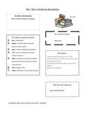Scott Foresman Reading Newsletter (Third Grade)