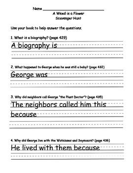 Scott Foresman Reading Street 08 Gr. 2 Unit 3 Week 5 Comprehension Questions