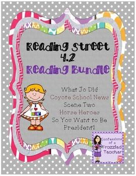 Scott Foresman Reading Street 4.2 Reading Bundle