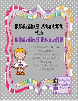 Scott Foresman Reading Street 4.3 Reading Bundle