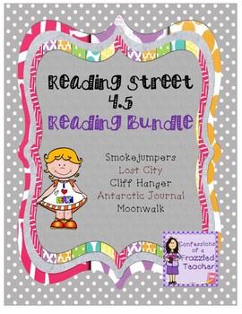 Scott Foresman Reading Street 4.5 Reading Bundle