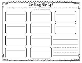 Scott Foresman Reading Street 4-5 Spelling Activities
