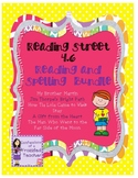 Scott Foresman Reading Street 4.6 Reading and Spelling Bundle