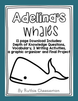 Scott Foresman Reading Street: Adelina's Whales