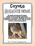 Scott Foresman Reading Street: Coyote School News