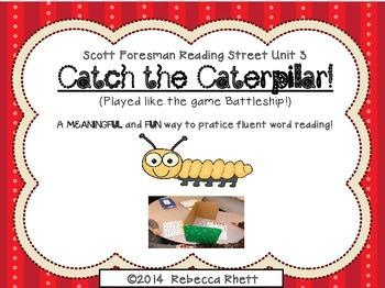 "Scott Foresman Reading Street-First Grade Unit 3 ""Catch th"