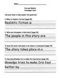 Scott Foresman Reading Street Gr. 2 Unit 1 Story 1 Compreh