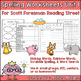 Scott Foresman Reading Street Grade 1 Spelling Worksheets Bundle Units 1-5