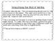 Scott Foresman Reading Street-Grade 2 Unit 5 Roll n' Write