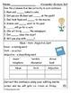 Scott Foresman Reading Street Grammar Tests Bundle : Unit 5