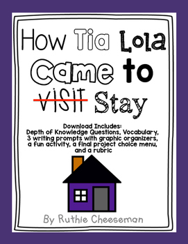 Scott Foresman Reading Street: How Tia Lola Came to Visit Stay