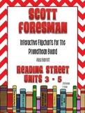 Scott Foresman Reading Street Interactive Flipcharts Set 2