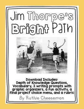 Scott Foresman Reading Street: Jim Thorpe's Bright Path
