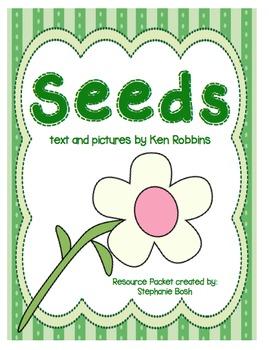 Scott Foresman Reading Street® Kindergarten - Seeds - Resource Packet