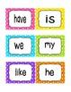 Reading Street Kindergarten Sight Word Cards!