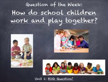 Scott Foresman Reading Street-Kindergarten (Unit 1-Week 2)