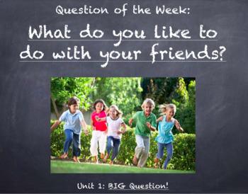 Scott Foresman Reading Street-Kindergarten (Unit 1-Week 5)