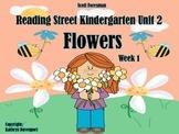 Scott Foresman Reading Street Kindergarten Unit 2 Week 1 Flowers
