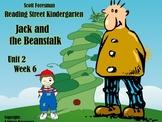 Scott Foresman Reading Street Kindergarten Unit 2 Week 6 J