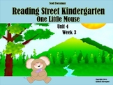 Scott Foresman Reading Street Kindergarten Unit 4 Week 3 One Little Mouse
