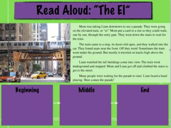 Scott Foresman Reading Street-Kindergarten (Unit 5-Week 4)