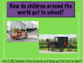 Scott Foresman Reading Street-Kindergarten (Unit 5-Week 6)