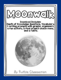 Scott Foresman Reading Street: Moonwalk