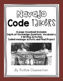 Scott Foresman Reading Street: Navajo Code Talkers