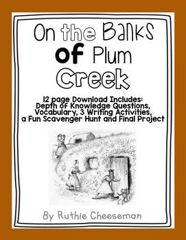 Scott Foresman Reading Street: On the Banks of Plum Creek